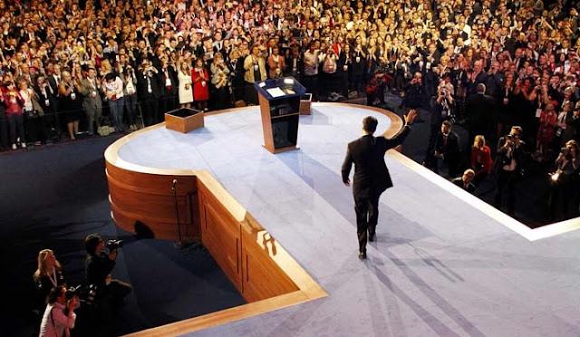 طريقة إلقاء خطاب أمام الجمهور  بنجاح