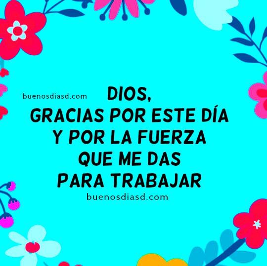 Oración para decirla en la mañana dando gracias a Dios por el buen día, frases cristianas con imágenes de buenos días para mi facebook por Mery Bracho.