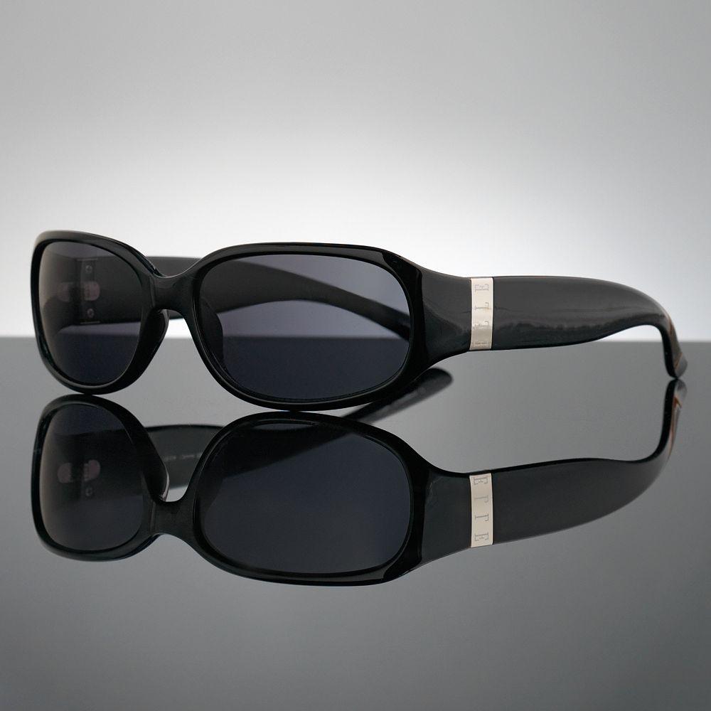 20ed37b683 secretbargains2  Elle EL18104 Rectangle Sunglasses - Black
