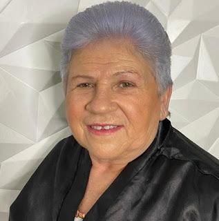 Faleceu a senhora Zefinha Lucena vítima da Covid-19