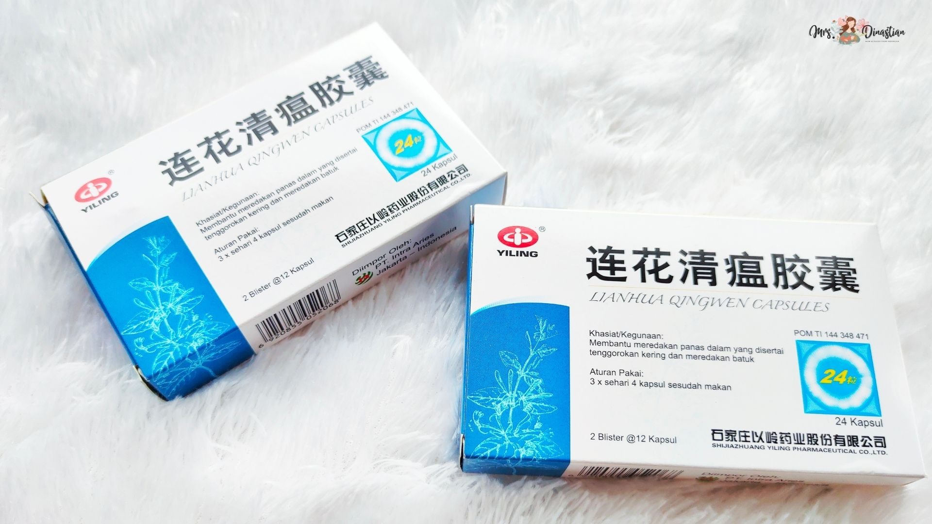 Lianhua Qingwen, Obat Herbal China, Covid-19