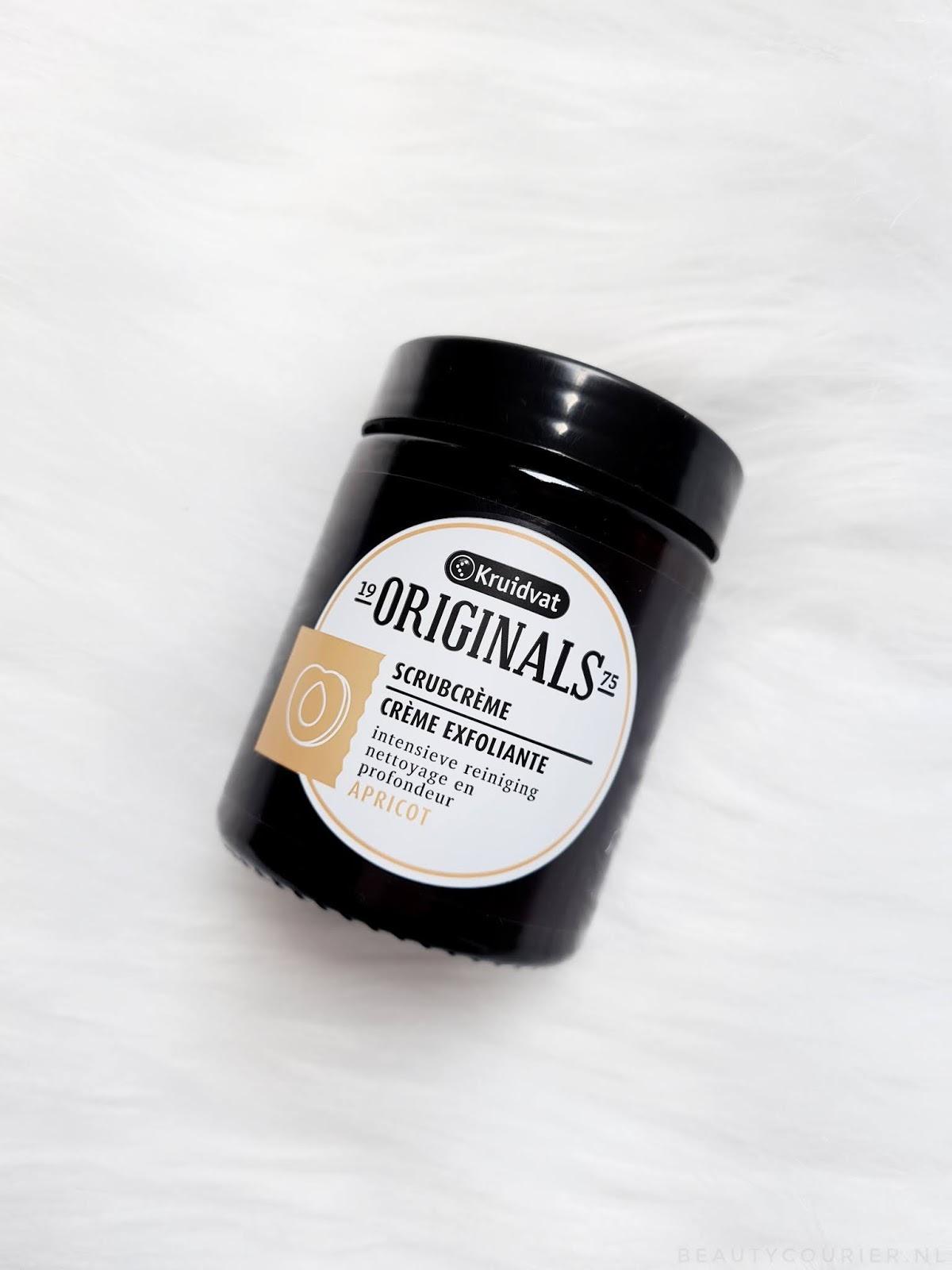 Review | Kruidvat - Originals - Apricot scrubcrème