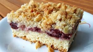 Receta de Torta Rusa o Alemana, Riwwel Kuchen o Dinne Kuchen