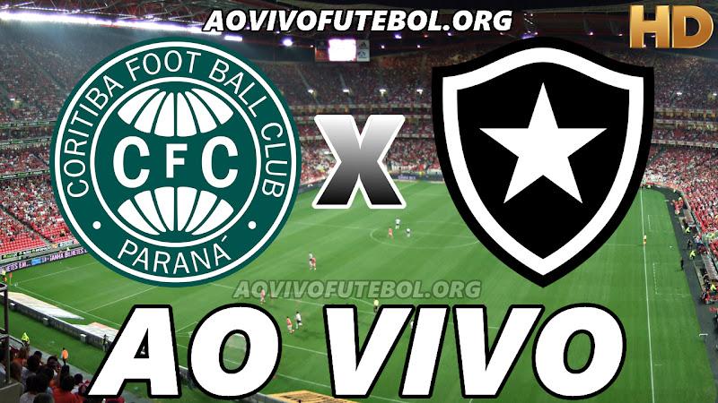Coritiba x Botafogo Ao Vivo HD TV PFC