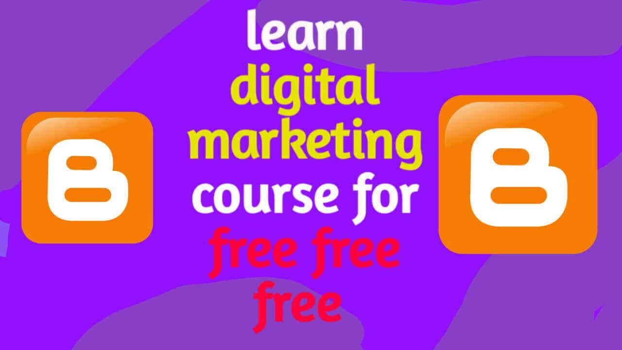 digital marketing and get certificat