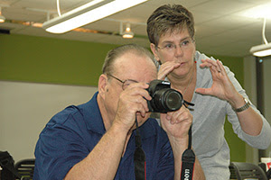 The three day class was taught by Sgt. Susan Monroe, a forensic photographer and crime scene investigator with the Smith County Sheriff's Office.