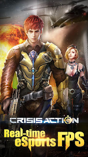 Crisis Action-eSports FPS APK for Android