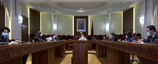 بث مباشر لاجتماع وزير التربية الوطنية مع لجنة التعليم والثقافة والاتصال بمجلس النواب