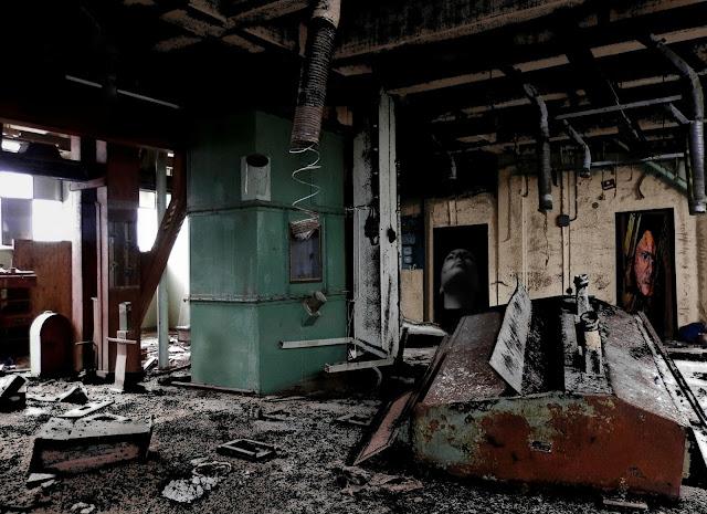 Unda Arte - In the Studio - Kvarnholmen