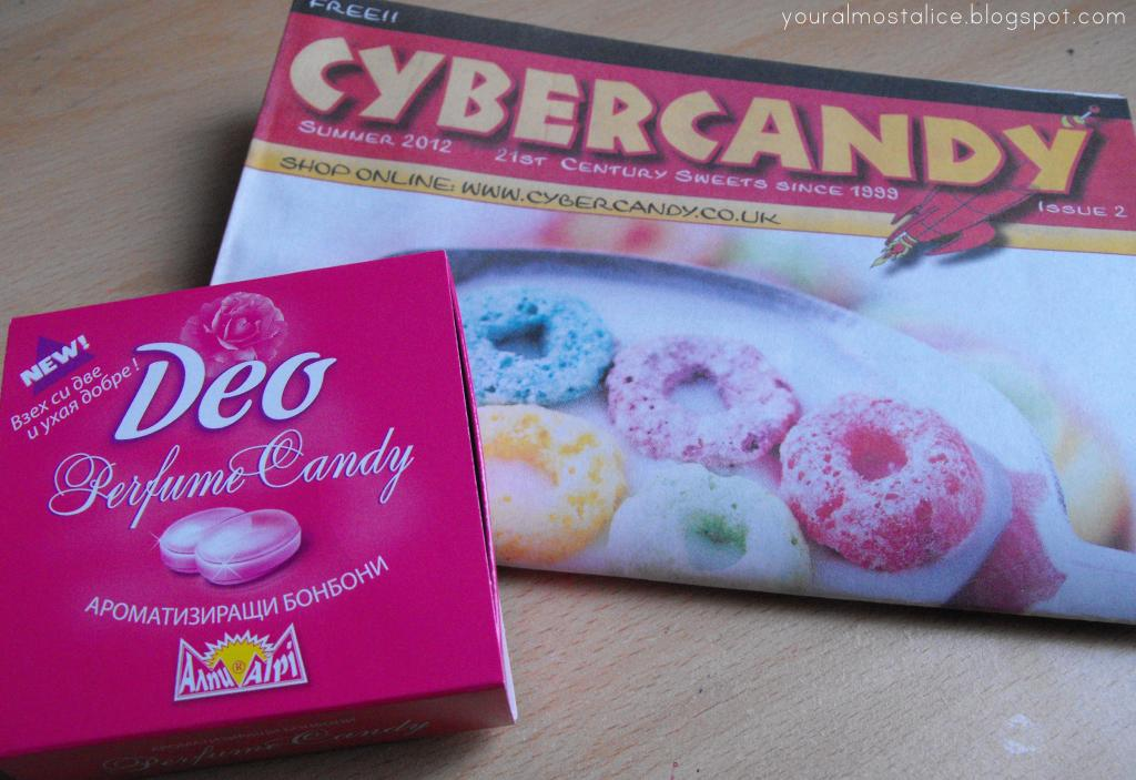 Cybercandy: Deo Perfume Candy