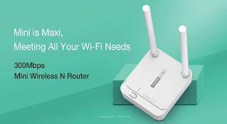Cara Setting Router Totolink N200RE Dengan HP Lengkap