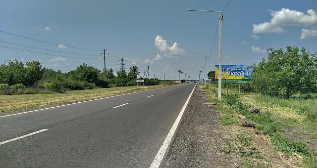дорога Лозовая