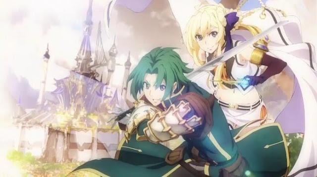 Grancrest Senki (Record of Grancrest War) - Best Fantasy Romance Anime list
