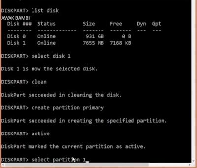 Cara Memperbaiki FlasDisk Dan Memory Card maupun hardisk Yang Rusak