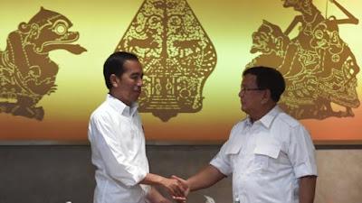 Pertemuan Jokowi & Prabowo, Rupiah Paling Perkasa di Asia