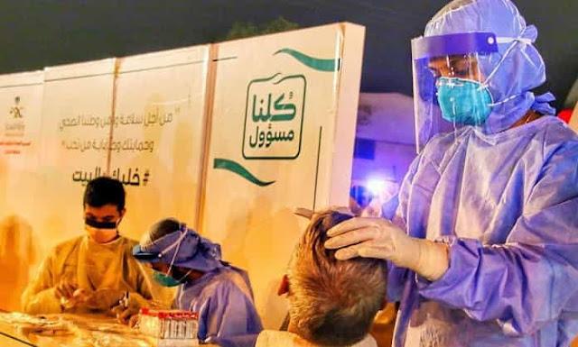 Corona virus cases in Saudi Arabia on 20th November 2020 - Saudi-Expatriates.com