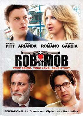 Poster Of Hollywood Film Rob the Mob (2014) In 300MB Compressed Size PC Movie Free Download At worldfree4u.com