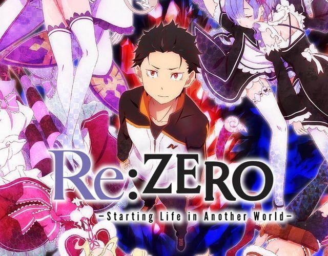 Ver Re:Zero kara Hajimeru Isekai Seikatsu Online