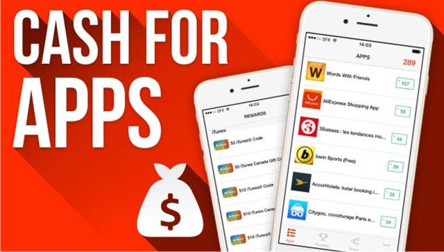Hasil gambar untuk cash for apps