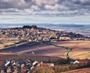 The view to Sancerre