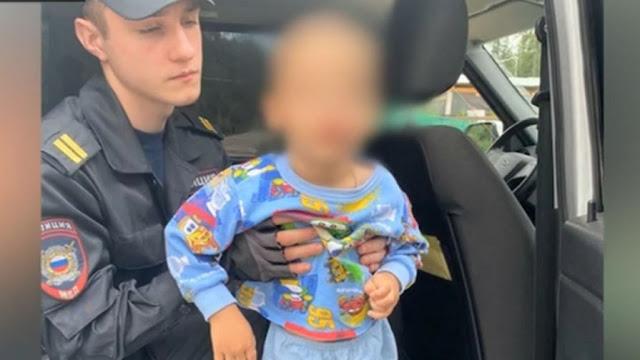 Двухлетний мальчик убежал из дома в одной пижаме, чтобы выжить! Отчим две недели подряд избивал пасынка!