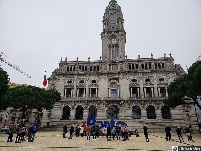 Paços do Conselho do Porto - O que fazer no Porto, Portugal