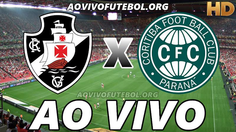 Assistir Vasco vs Coritiba Ao Vivo HD