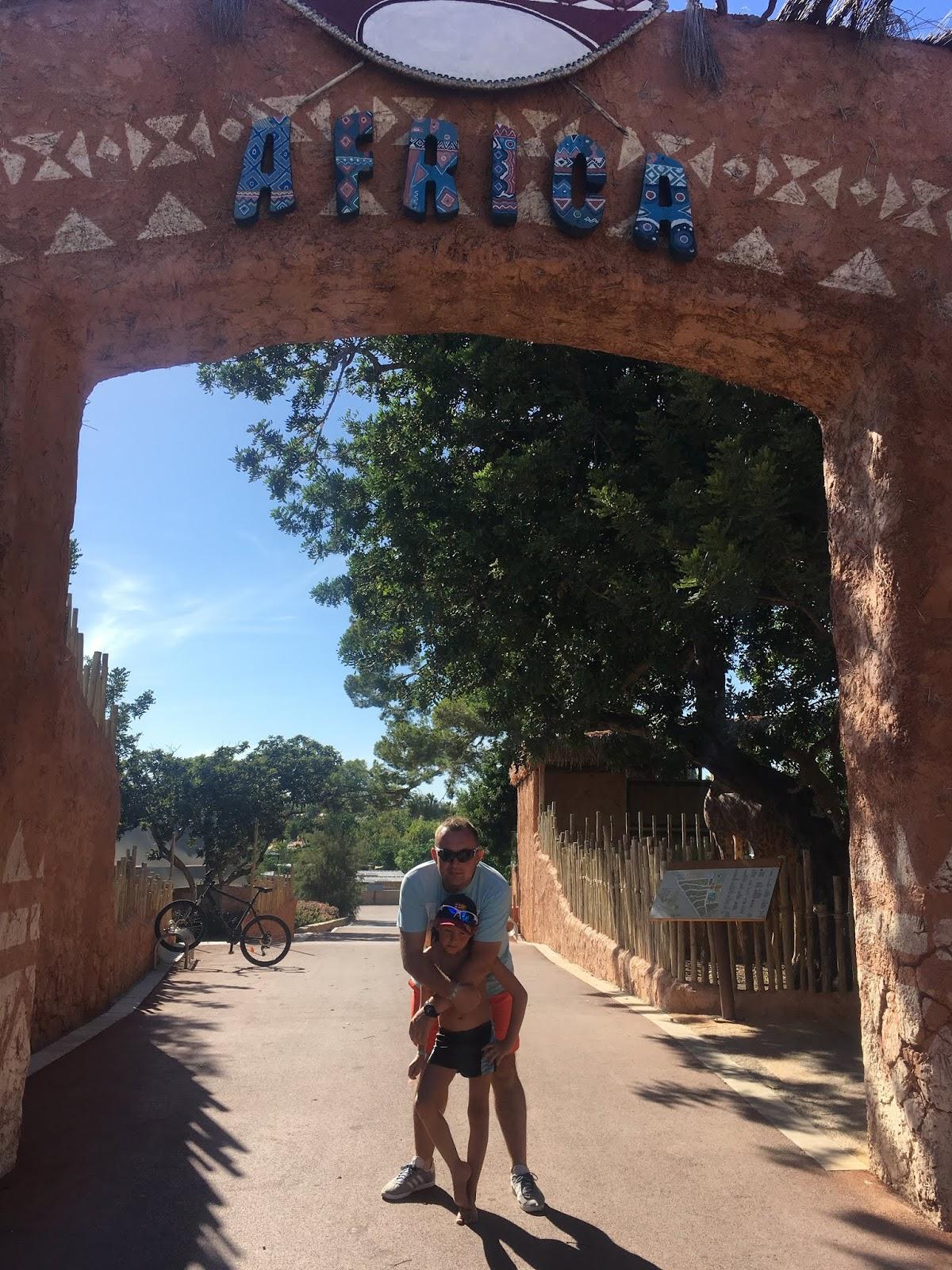 wakacje w afryce