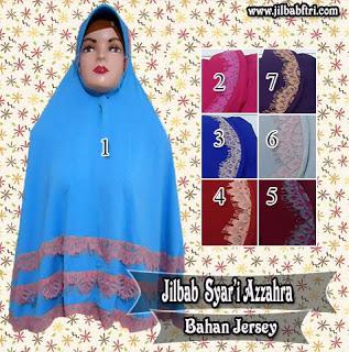 jilbab syar'i ala peggy jumbo polos