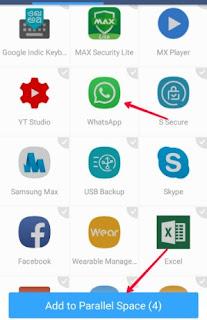 2 whatsapp chalane wala apps download kare