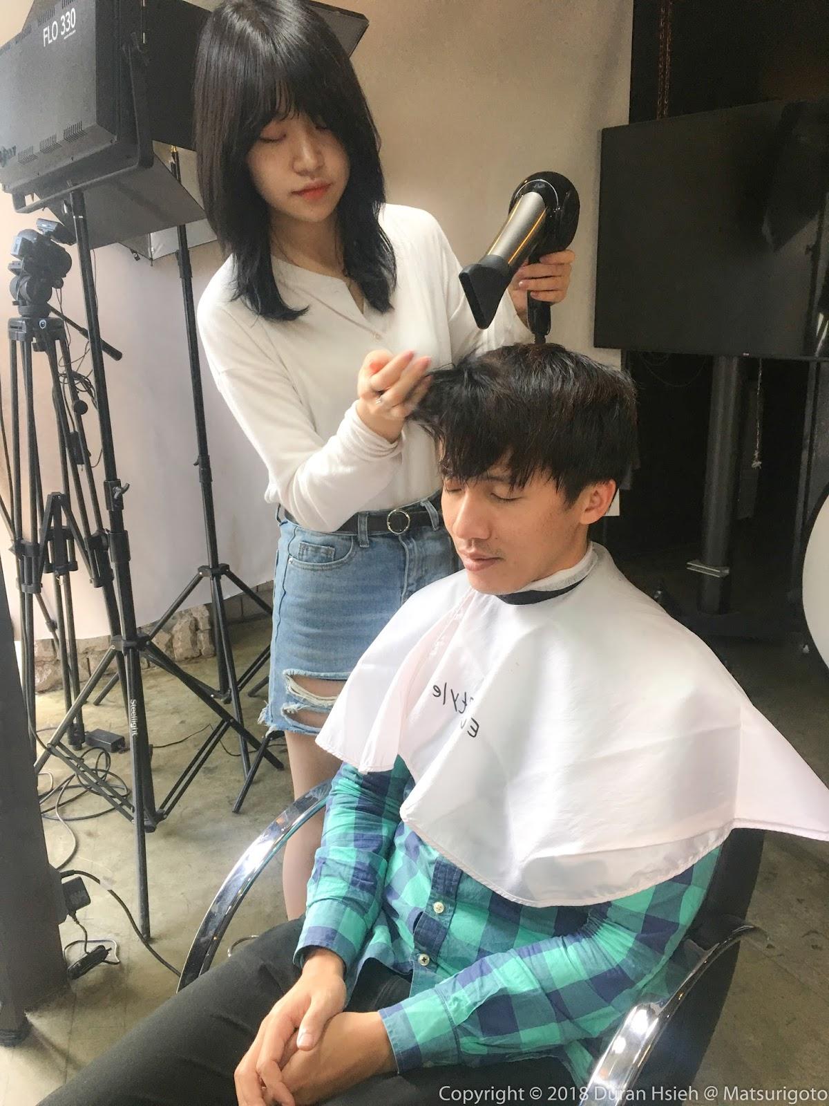 [韓國][首爾] 男生剪髮經驗分享