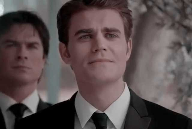 Stefan Salvatore's Wedding