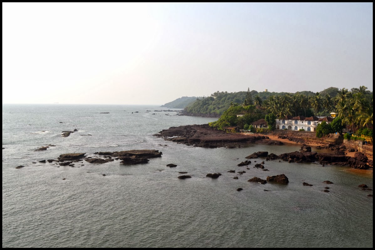 nosotros had idea nosotros volition embrace one-time Goa in addition to due south Goa beaches for the twenty-four hours TRIP TO GOA -A PERFECT HOLIDAY DESTINATION - PART 3