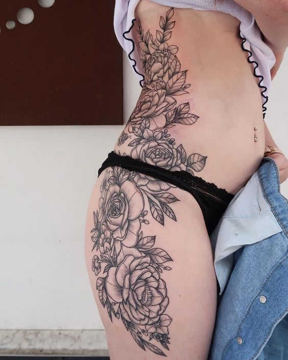 Top 10 Most Attractive Tattoo Designs For Girl