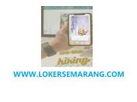 Loker Semarang Sales Online dan Packing di Lurapure