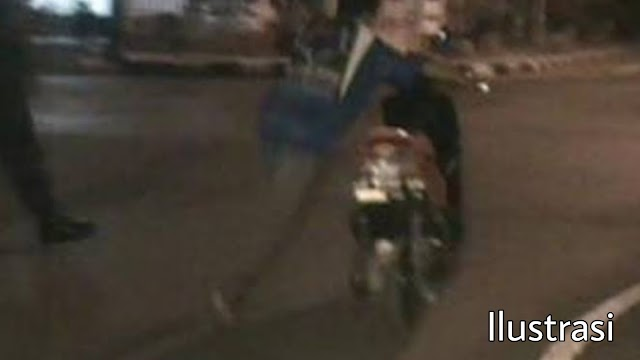 Safiratul Husna 12 Tahun di Dirampok Satu Unit Motor Scopy di Bawa Kabur