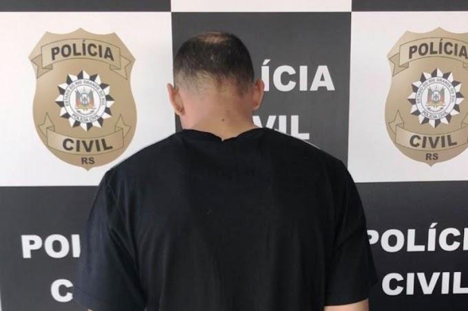 Foragido por homicídio qualificado é preso em Gravataí