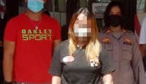 Akhirnya Wanita Yang Sempat viral Di Medsos Terkait Penganiayaan Diamankan Polisi