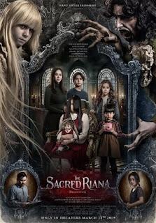 The Sacred Riana Beginning (2019)