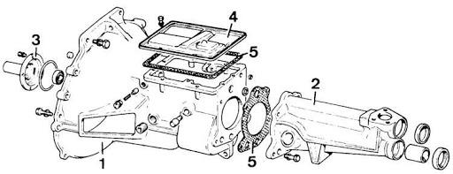 Описание конструкции сцепления форд сиерра