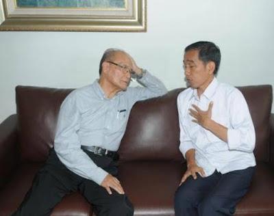 Pesan Buya Syafii ke Jokowi: Bangsa Bisa Oleng karena Kematian Para Dokter