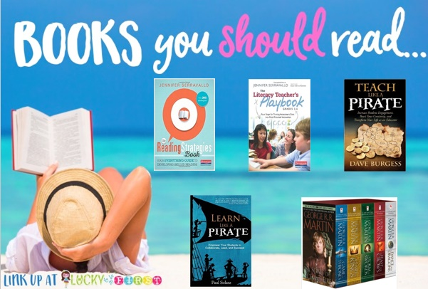 Summer Reading List For And By Teachers >> An Apple For The Teacher Summer Reading List For Teachers