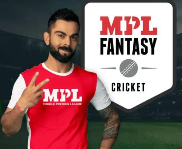 MPL App Fantasy Cricket