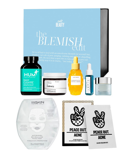 Cult Beauty The Blemish Edit Beauty Box