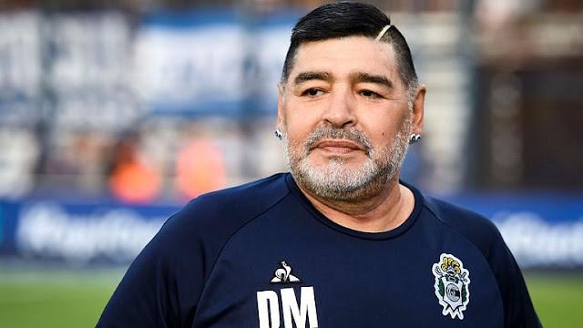 Tubuh Maradona 'harus di Autopsi' untuk DNA dalam kasus Ayah Kandung