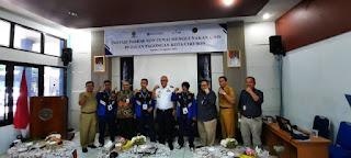 Inovasi Parkir Non Tunai Mulai Di Berlakukan Di Kota Cirebon