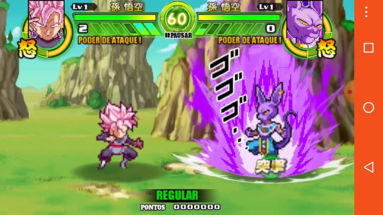 DBZ Tap Battle Mod Apk Download