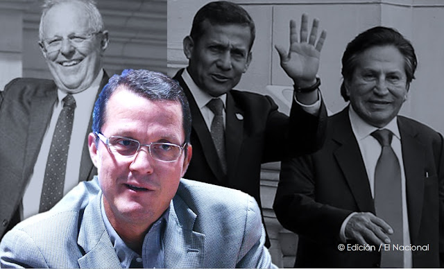 Barata, Humala, PPK, Toledo