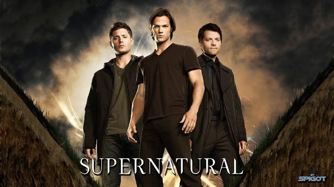 Supernatural [2005][Latino][Mega][Todas Las Temporadas]