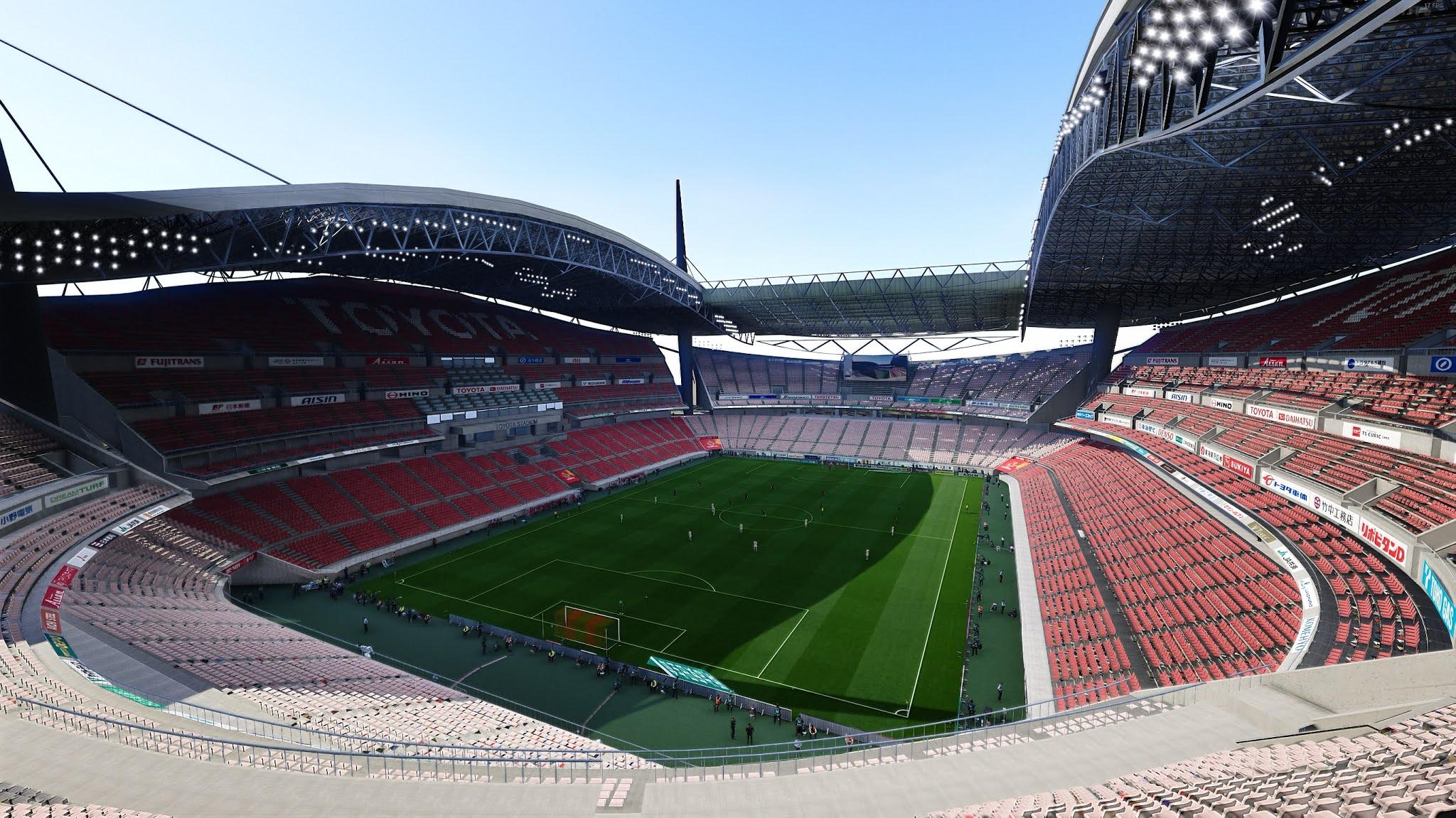 PES 2021 Toyota Stadium